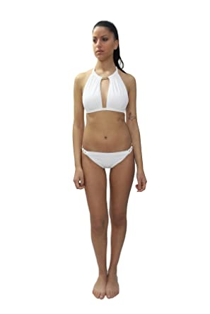 Extrêmement Pas Cher Bikini Moda sfoderato Con accessorio e Slip SGAMBATO Acheter Pas Cher Vraiment Achat Vente Pas Cher DF5CqPO0d