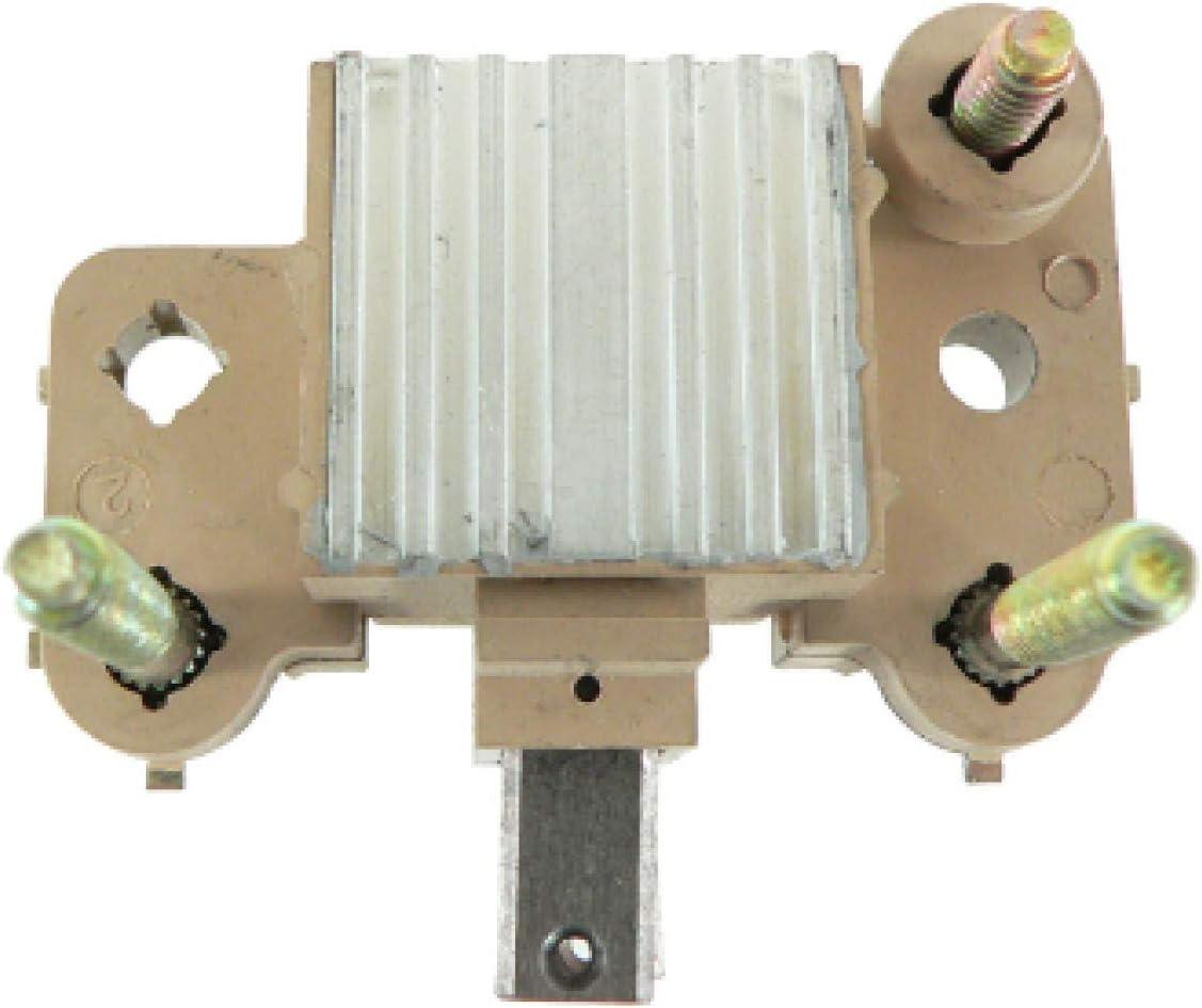 New MANDO style REGULATOR w//BRUSHES Used on Bobcat Mercruiser Others PIC: 8093-6001