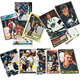 40 Hockey Hall-of-Fame and Superstar Cards