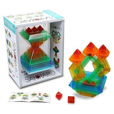 Popular Playthings Sakkaro Geometry Toy: Toys & Games
