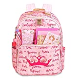 Disney Princess Backpack Pink