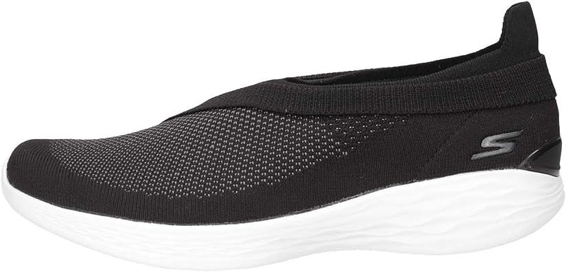 One Slip-On Shoe