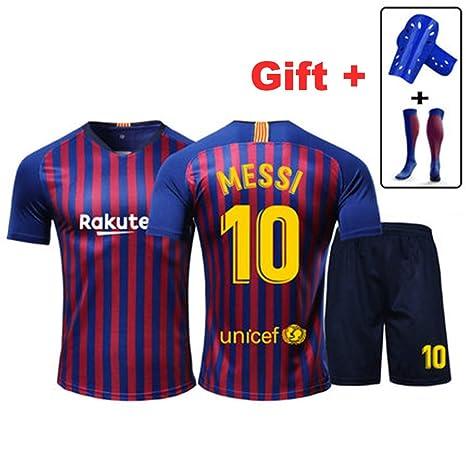 HS-FWJ.HW 19-20 Lionel Messi NO.10 Real Madrid Verein ...