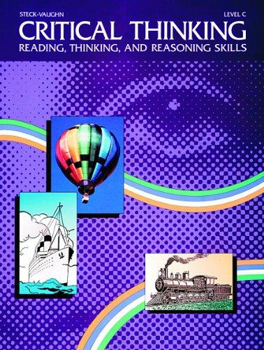 Critical Thinking: Student Edition Grade 3, Level C