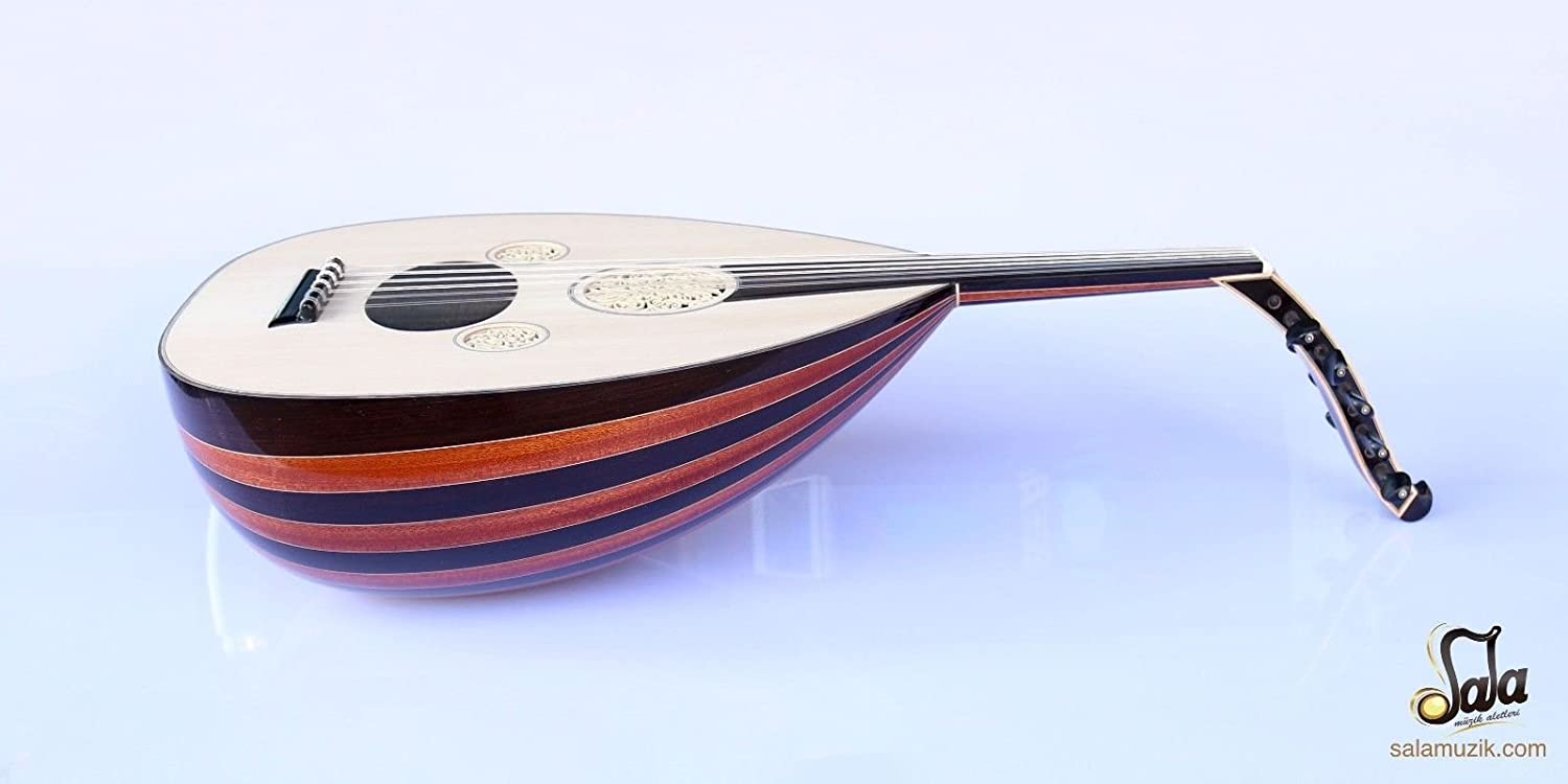 Professional Turkish Oud String Instrument Ud HSO-341   B077D36M3J