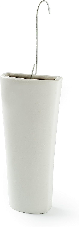 Rayen Humidificador para radiadores, Cerámica, Blanco, 18.8 x 8.5 x 2.8 cm, 2 Unidades