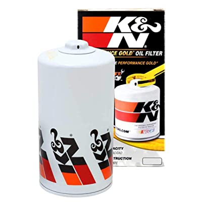 K&N Premium Oil Filter: Designed to Protect your Engine: Fits Select 2011-2020 FORD (F250 Super Duty, F350 Super Duty, F450 Super Duty, F550 Super Duty, F650), HP-4005: Automotive