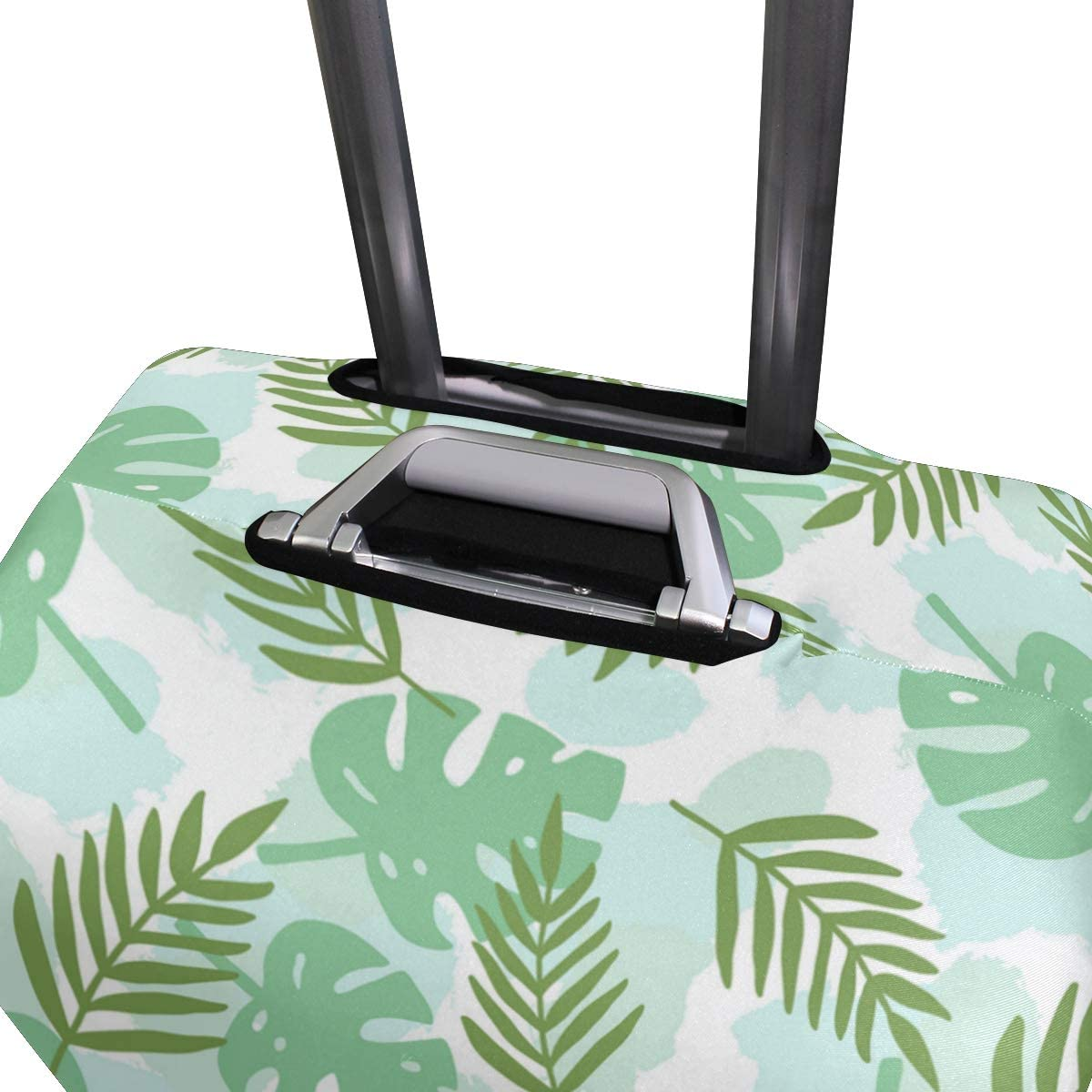 Banana Leaf Furniture Traveler Lightweight Rotating Luggage Protector Case Can Carry With You Can Expand Travel Bag Trolley Rolling Luggage Protector Case