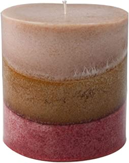 product image for Wicks N More High Cotton Pillar Candles (4x4)