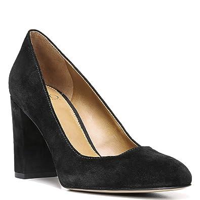 9b2fdf86a9c Franco Sarto Women s A-Aziza Blocked Heel Pump (6.5