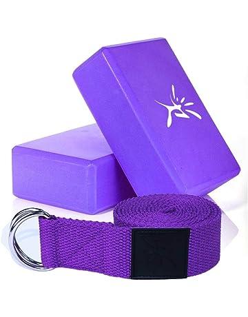 Correas para yoga | Amazon.es