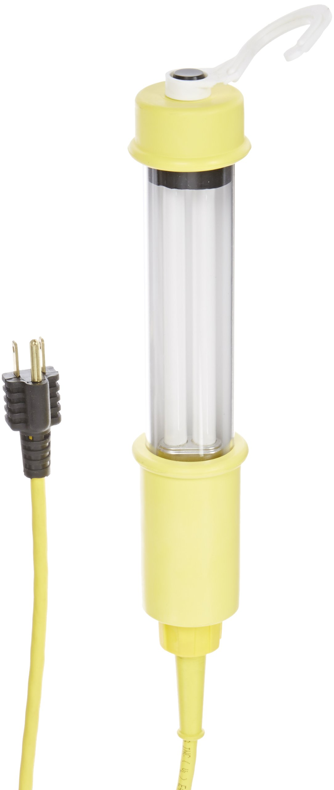 KH Industries 1325-650 Fluorescent Hand Lamp, 13 Watt, 120V, 60 Hz, 25' Cable
