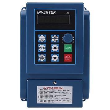1 STÜCK AC 380 V 1.5kw 4A Frequenzumrichter VFD 3 Phase ...