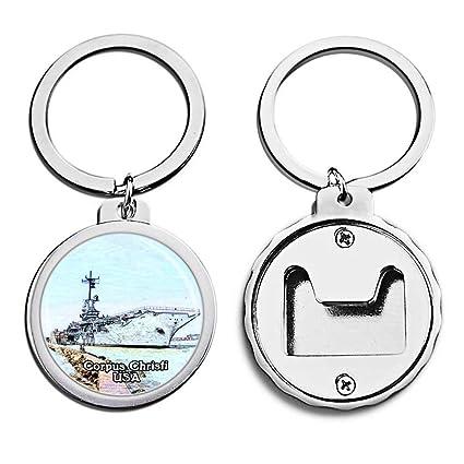 Estados Unidos Abrebotellas Llaveros USS Lexington Corpus ...