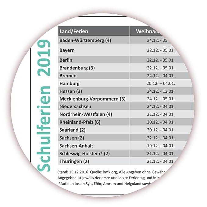 3 Stück Xxxl Wandkalender 2019 Sehr Groß Im Din B0 Format 1 4 X 1