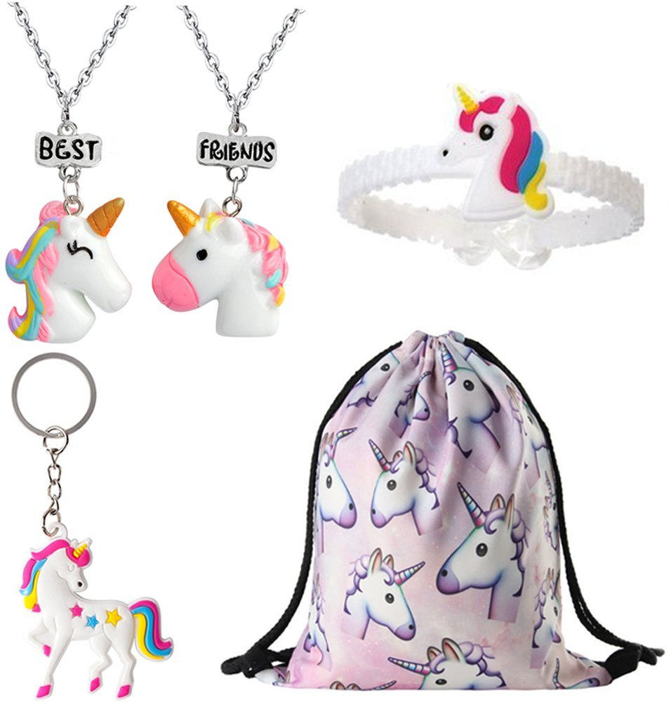 Unicorn Gifts for Girls, Unicorn Goodie Bags, Choice of Color and Styles