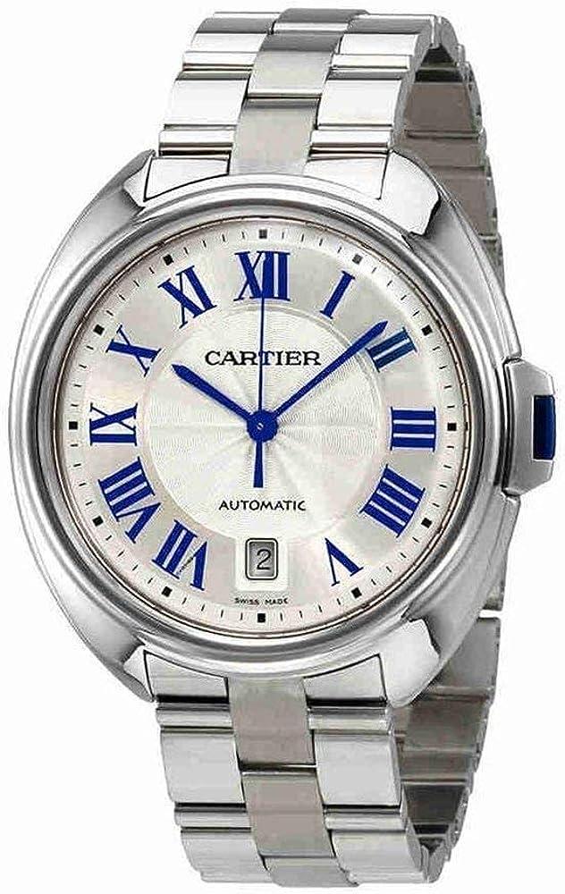 Cartier Cle De Cartier Reloj de Hombre automático 40mm WSCL0007