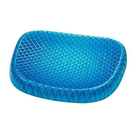 design a nido dape traspirante Assorbe i punti di pressione Egg Sitter Cuscino del sedile con rivestimento antiscivolo