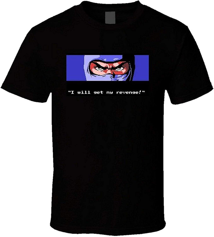 Beegmama Classic Ninja Gaiden Men's T-Shirt Black