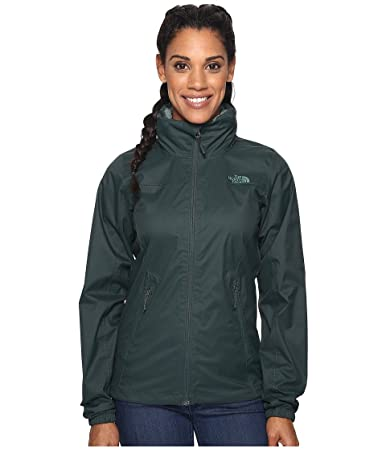 The north face resolve shell jacket women's
