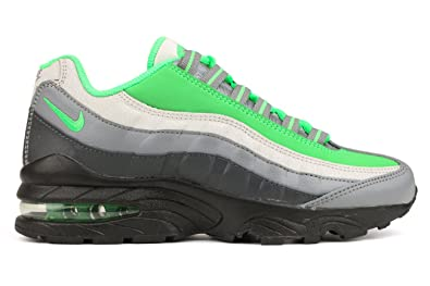 fe93e403d Image Unavailable. Image not available for. Color: NIKE Air Max 95 (GS) Boys  Running Shoes ...