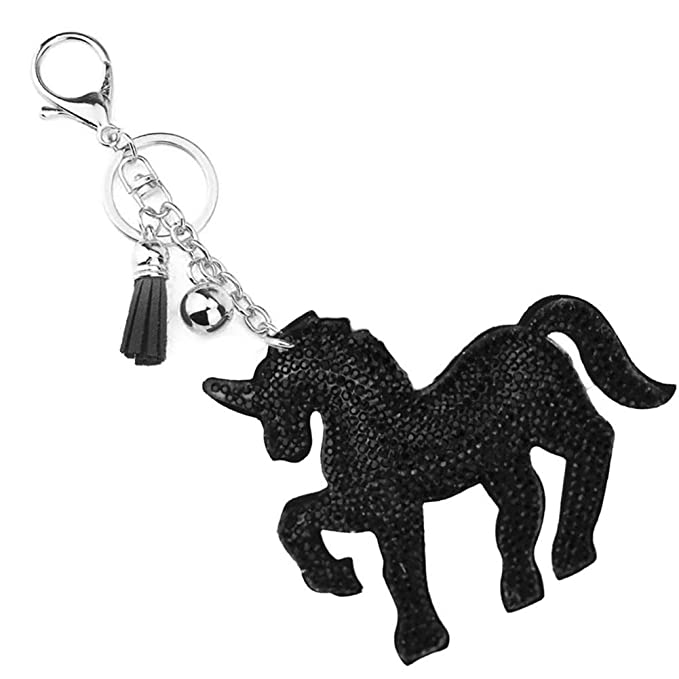 Amazon.com: mwfus Crystal Rhinestone Unicorn Buscador de ...