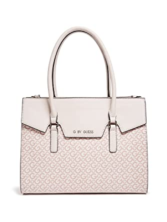 50afa117d1 Amazon.com  G by GUESS Women s Malia Logo Carryall  Clothing