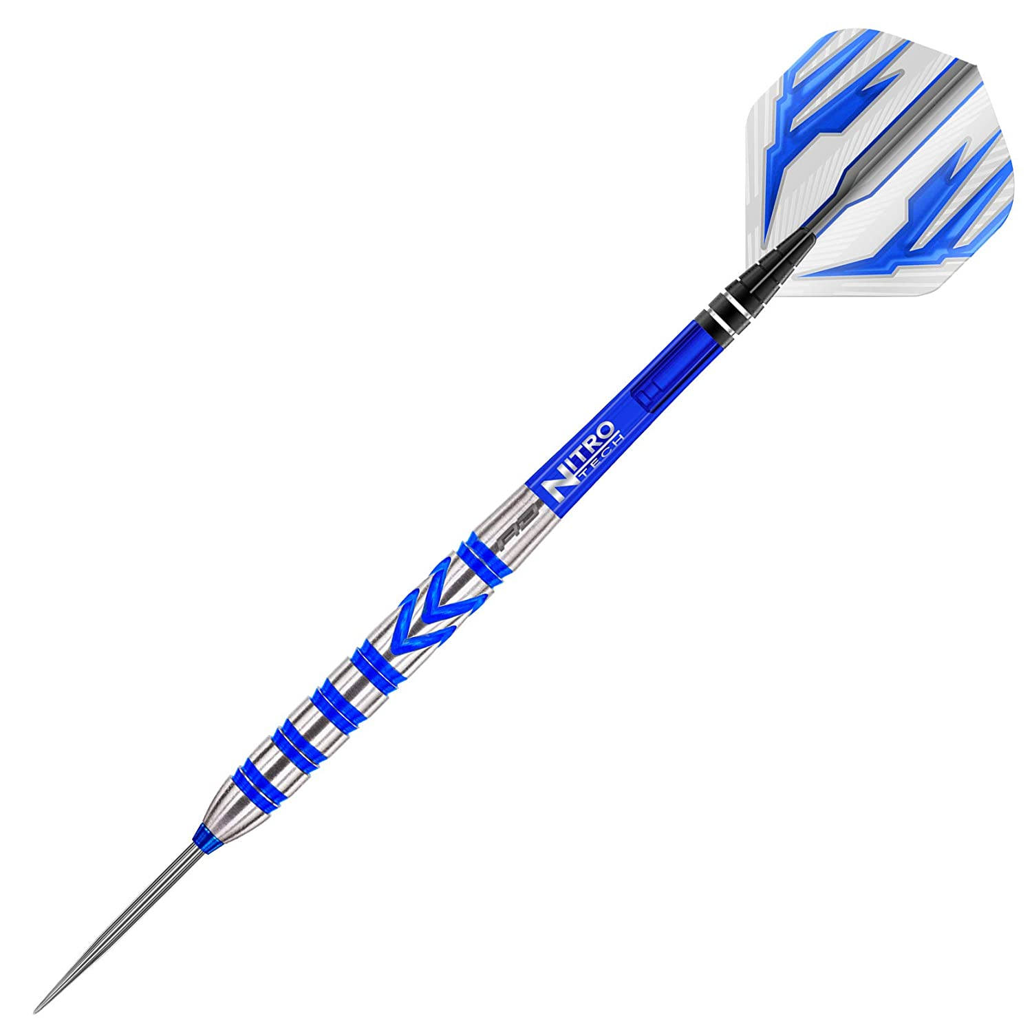 Red Dragon Gerwyn Price 24g Tungsten Darts Set with Flights and Stems