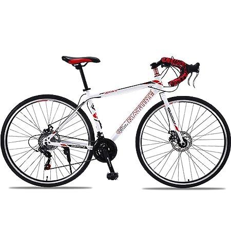 SIER Carreras de Bicicleta de Carretera 27/30 de Velocidad Manija ...