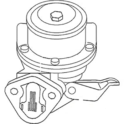amazon new case david brown fuel lift pump 1200 1210 1290 1390 98 Dodge Ram Fuel Filter image unavailable