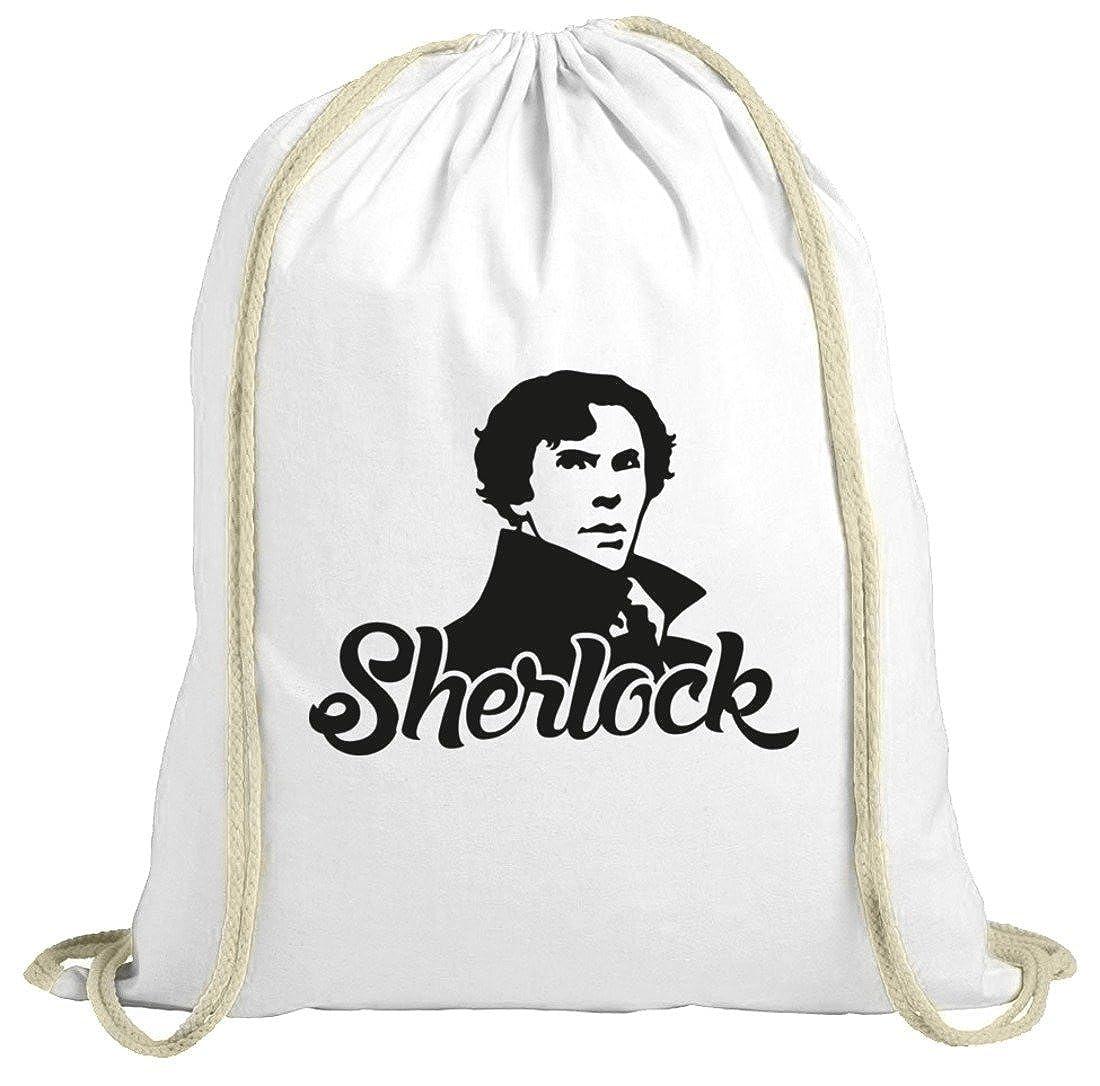 Serien natur Turnbeutel Sherlock