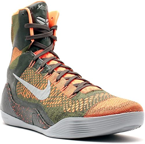 Nike - Zapatillas Deportivas para Baloncesto Kobe 9 Elite Sequoia ...