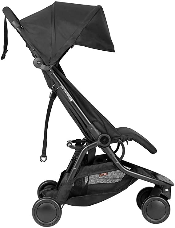 Mountain Buggy Nano V3 Pushchair in Cyan with Travel Bag 2020+
