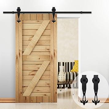 Amazon Winsoon 82 Ft984 Inch Industrial Overhead Barn Door