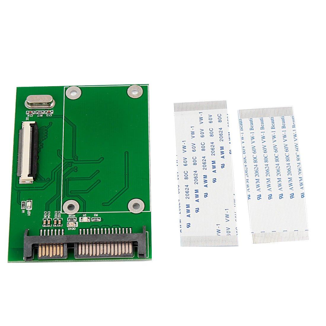 Disco duro SSD de ZIF CE a 22 pin SATA Serial Cable Flexible ...