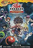 Vol. 3-Bakugan-New Vestroia Season 2