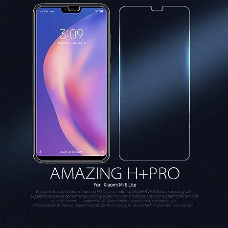 Nillkin Amazing H+ Pro Xiaomi Mi 8 Lite- Protector de Pantalla ...