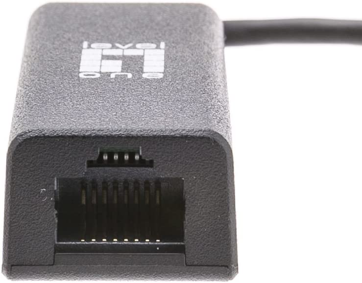 GOWOS USB 2.0 High Speed to 10//100 Fast Ethernet Adapter 2 Pack