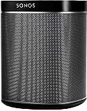 Sonos Play:1 Lettore All-in-One, Wireless, Controllabile da Smartphone, Tablet e PC, Nero