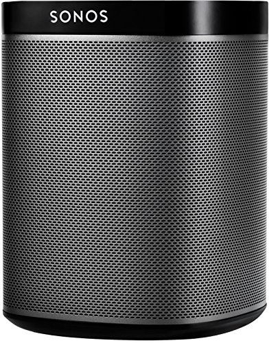 Sonos PLAY:1 I Kompakter Multiroom Smart Speaker für Wireless Music Streaming