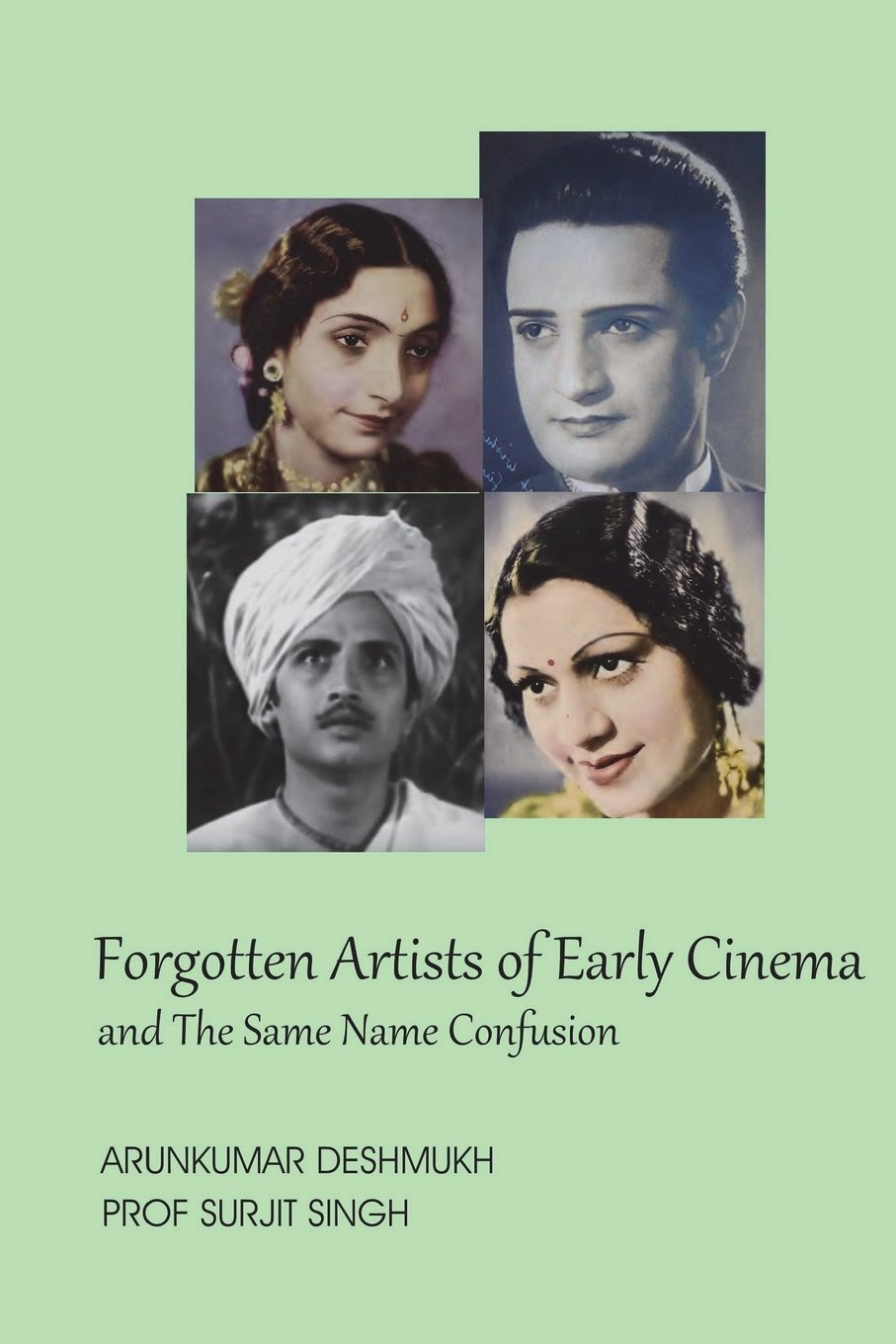 Forgotten Artists of Early Cinema: and The Same Name Confusion PDF