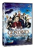 Gustavo nuotykiai DVD / Around the World on a Flying Windmill (English subtitles)