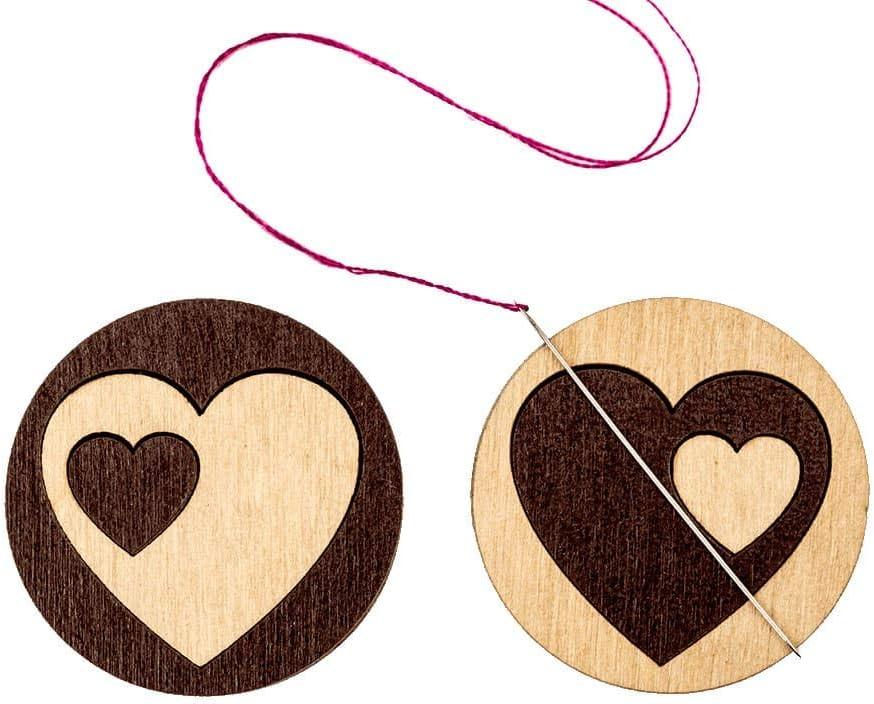 Needle Minder Needle Nanny Cross Stitch Pattern Keeper Needle Embroidery Keeper Scheme Holder Chart Stitch BC-208