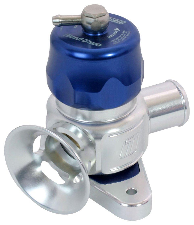Turbosmart TS-0205-1009 Blue Dual Port Blow Off Valve for Mazda/Subaru