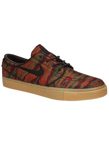 972e1ba045d5a Amazon.com | Nike Men's Zoom Stefan Janoski Canvas Premium ...