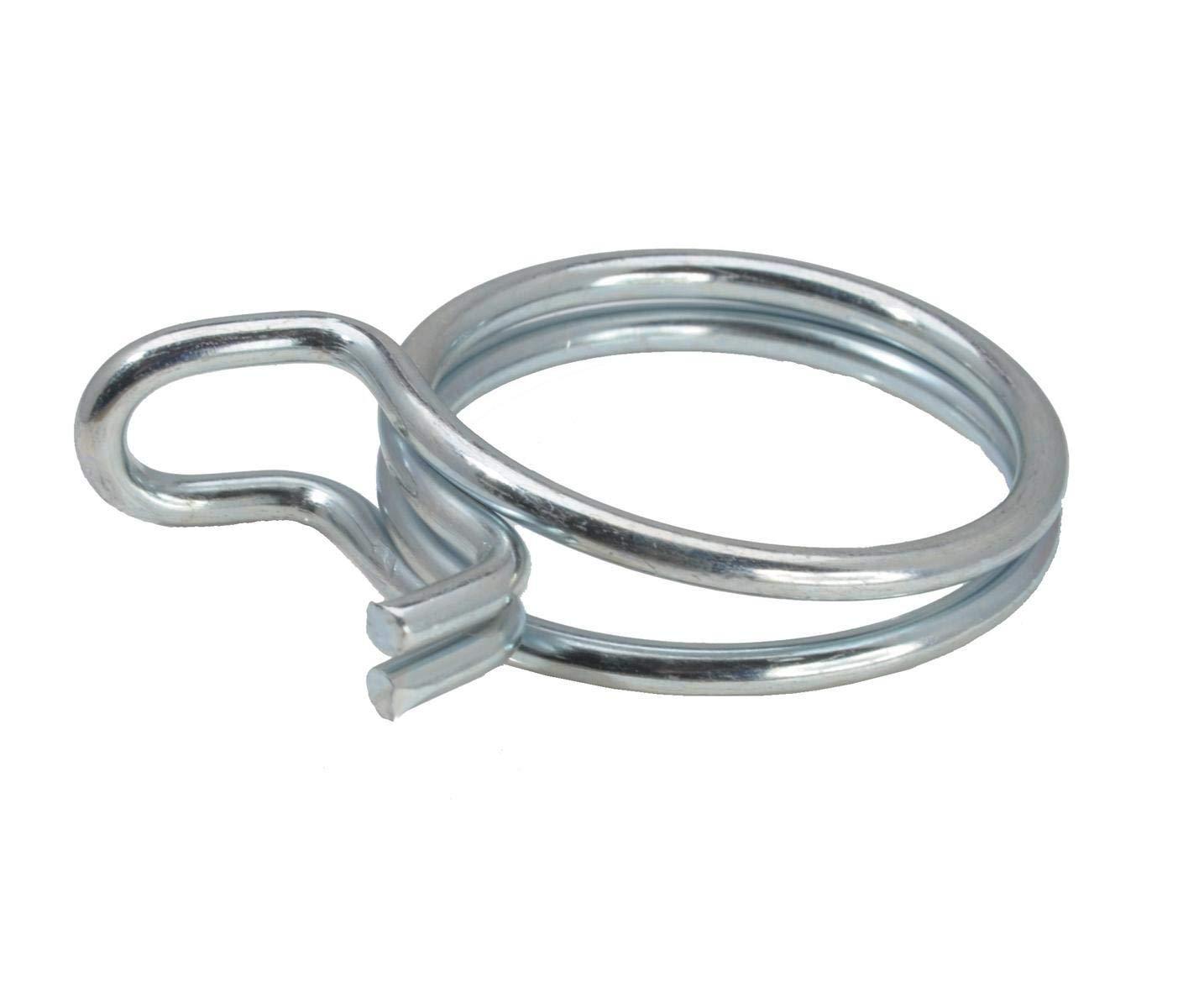 Nachspannschelle 24,2 mm Spannbereich 23,5-24,7 mm Schelle Klemme Schlauchschelle Draht