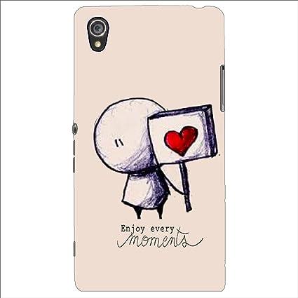 Carcasa Sony Xperia Z2 - Moments amor: Amazon.es: Informática
