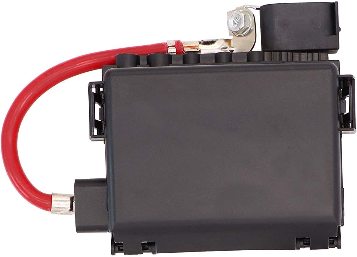 jetta battery fuse box amazon com fuse box battery terminal for vw beetle golf bora  fuse box battery terminal for vw beetle