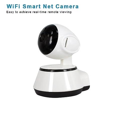 IP CAM Full HD & IP Cámara Visión Nocturna – Vigilancia Detector de movimiento Wifi Cámara