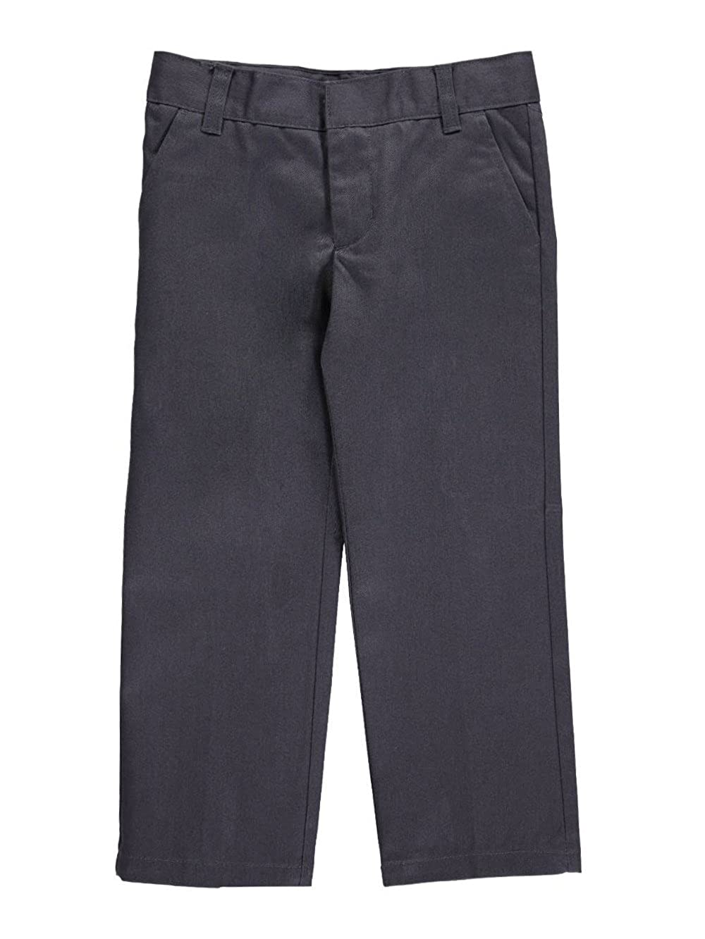 French Toast Boys' Wrinkle No More Relaxed Fit Pants